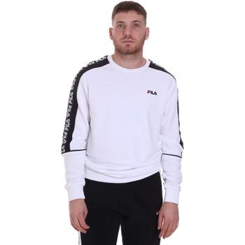 Oblečenie Muži Mikiny Fila 688812 Biely