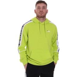 Oblečenie Muži Mikiny Fila 688815 Zelená