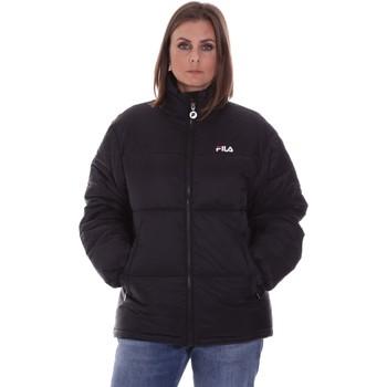 Oblečenie Ženy Vyteplené bundy Fila 688379 čierna