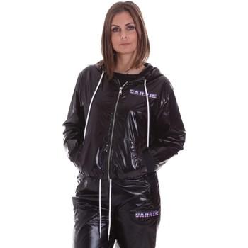 Oblečenie Ženy Saká a blejzre La Carrie 092M-TJ-410 čierna