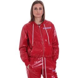 Oblečenie Ženy Saká a blejzre La Carrie 092M-TJ-430 Červená