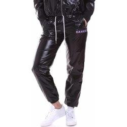 Oblečenie Ženy Tepláky a vrchné oblečenie La Carrie 092M-TP-411 čierna