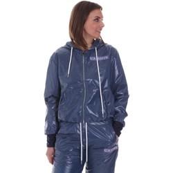Oblečenie Ženy Saká a blejzre La Carrie 092M-TJ-440 Modrá