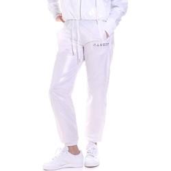 Oblečenie Ženy Tepláky a vrchné oblečenie La Carrie 092M-TP-421 Biely