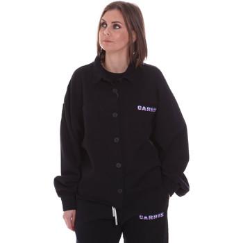 Oblečenie Ženy Saká a blejzre La Carrie 092M-TJ-310 čierna