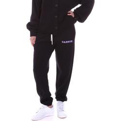 Oblečenie Ženy Tepláky a vrchné oblečenie La Carrie 092M-TP-311 čierna