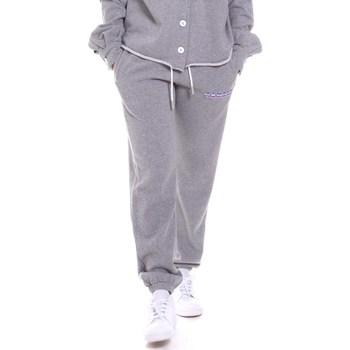 Oblečenie Ženy Tepláky a vrchné oblečenie La Carrie 092M-TP-321 Šedá