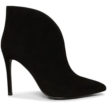 Topánky Ženy Polokozačky Steve Madden SMSALANI-BLK čierna