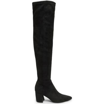 Topánky Ženy Polokozačky Steve Madden SMSNIFTY-BLK čierna