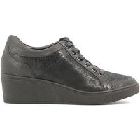 Topánky Ženy Polokozačky Grunland SC2062 čierna