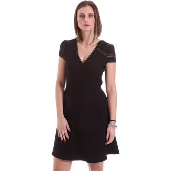 Oblečenie Ženy Krátke šaty Dixie A529M068 čierna