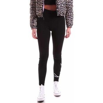 Oblečenie Ženy Legíny Karl Kani KRCKKWQ32005BLK čierna
