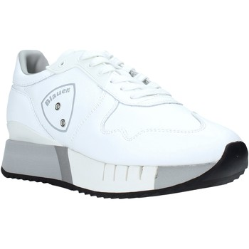 Topánky Muži Nízke tenisky Blauer F0MYRTLE02/LEA Biely