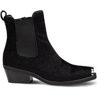 Topánky Ženy Polokozačky Cult CLE104184 čierna