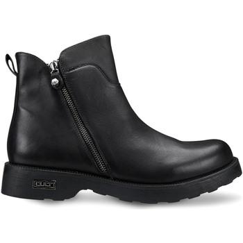 Topánky Muži Polokozačky Cult CLE104212 čierna