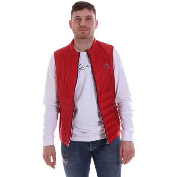 Oblečenie Muži Vyteplené bundy Gaudi 811BU35013 Červená