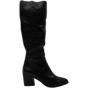 Topánky Ženy Polokozačky Bueno Shoes 20WR5104 čierna