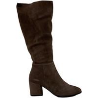 Topánky Ženy Polokozačky Bueno Shoes 20WR5104 Hnedá