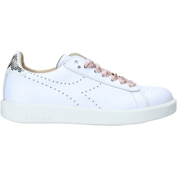 Topánky Ženy Módne tenisky Diadora 201.172.796 Biely