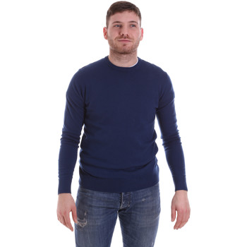 Oblečenie Muži Svetre John Richmond CFIL-117 Modrá