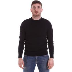 Oblečenie Muži Svetre John Richmond CFIL-117 čierna