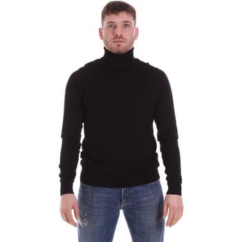 Oblečenie Muži Svetre John Richmond CFIL-007 čierna