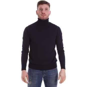 Oblečenie Muži Svetre John Richmond CFIL-007 Modrá