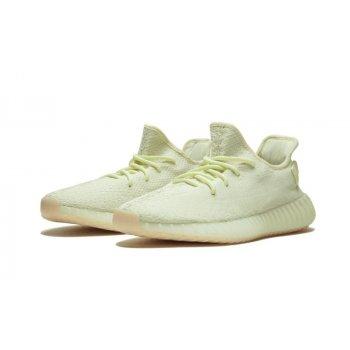 Topánky Nízke tenisky adidas Originals Yeezy Boost 350 V2 Butter Butter/Butter