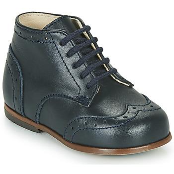 Topánky Dievčatá Členkové tenisky Little Mary LORD Modrá