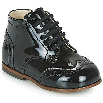 Topánky Dievčatá Členkové tenisky Little Mary LORD Čierna