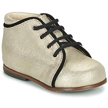 Topánky Dievčatá Členkové tenisky Little Mary MEGGIE Strieborná