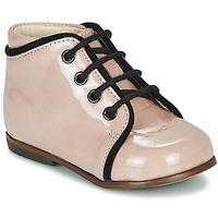 Topánky Dievčatá Členkové tenisky Little Mary MEGGIE Ružová