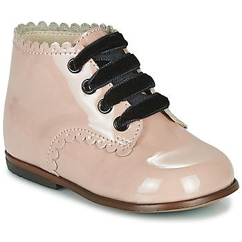 Topánky Dievčatá Členkové tenisky Little Mary VIVALDI Ružová