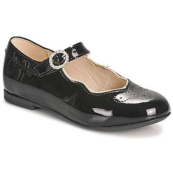 Topánky Dievčatá Balerínky a babies Little Mary AUBERIE Čierna