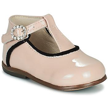 Topánky Dievčatá Členkové tenisky Little Mary BETHANY Ružová