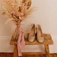 Topánky Ženy Lodičky Céleste MIRABELLE Zlatá