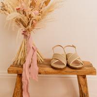 Topánky Ženy Sandále Céleste ORANGER Zlatá
