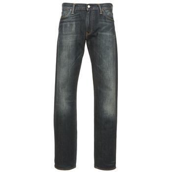 Oblečenie Muži Rovné džínsy Levi's 504 REGULAR STRAIGHT FIT Modrá / Dark