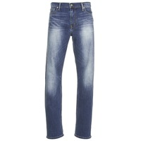 Oblečenie Muži Rovné džínsy Levi's 504 REGULAR STRAIGHT FIT Cloudy / O8996