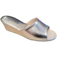 Topánky Ženy Šľapky Milly MILLY103arg grigio
