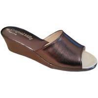 Topánky Ženy Šľapky Milly MILLY103pio grigio
