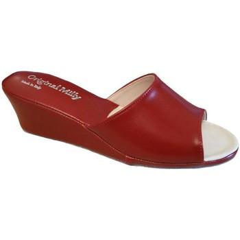 Topánky Ženy Šľapky Milly MILLY103ros rosso