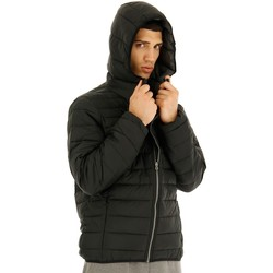 Oblečenie Muži Vyteplené bundy Lotto L58640 Black