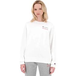 Oblečenie Ženy Mikiny Champion 114712 Biely