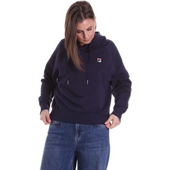 Oblečenie Ženy Mikiny Fila 687272 Modrá