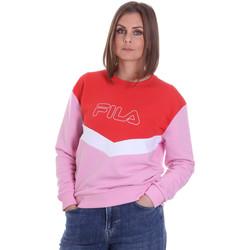 Oblečenie Ženy Mikiny Fila 683161 Ružová
