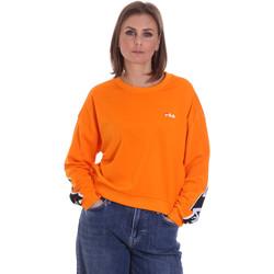 Oblečenie Ženy Mikiny Fila 687693 Oranžová