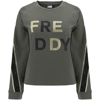 Oblečenie Ženy Mikiny Freddy F0WSDS5 Zelená
