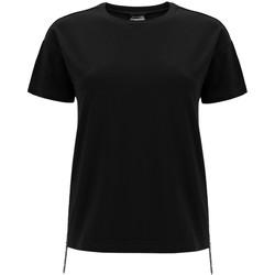 Oblečenie Ženy Tričká s krátkym rukávom Freddy F0WSDT5 čierna