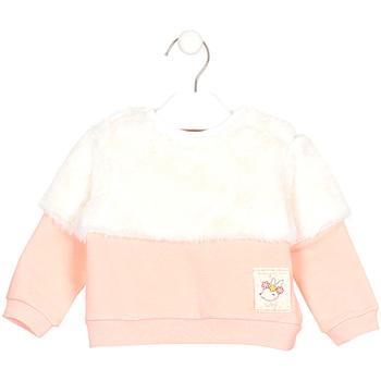 Oblečenie Deti Mikiny Losan 028-6011AL Ružová
